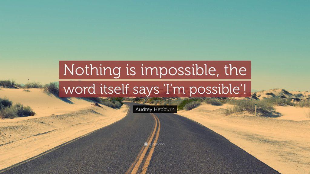 他们总说「不可能」,但ENU「可能」